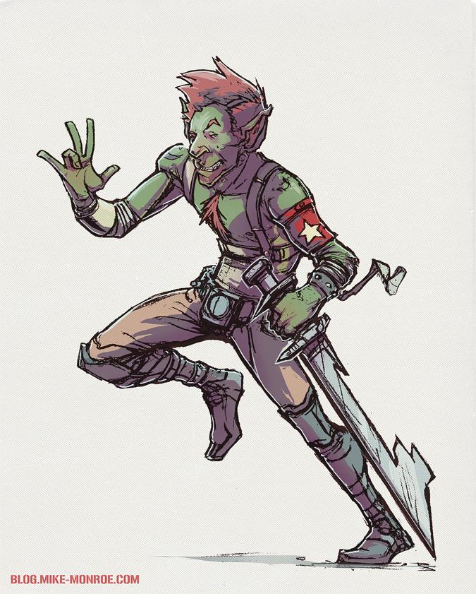 Goblin Shocker