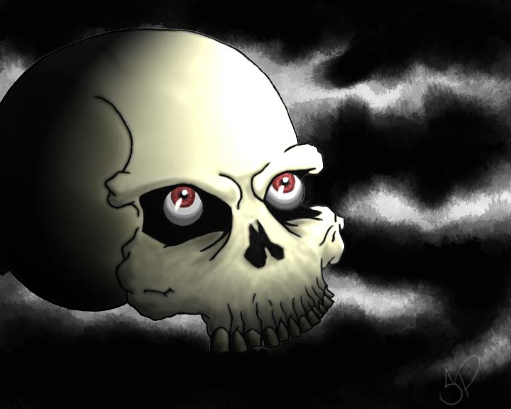 Random-o Skull-o
