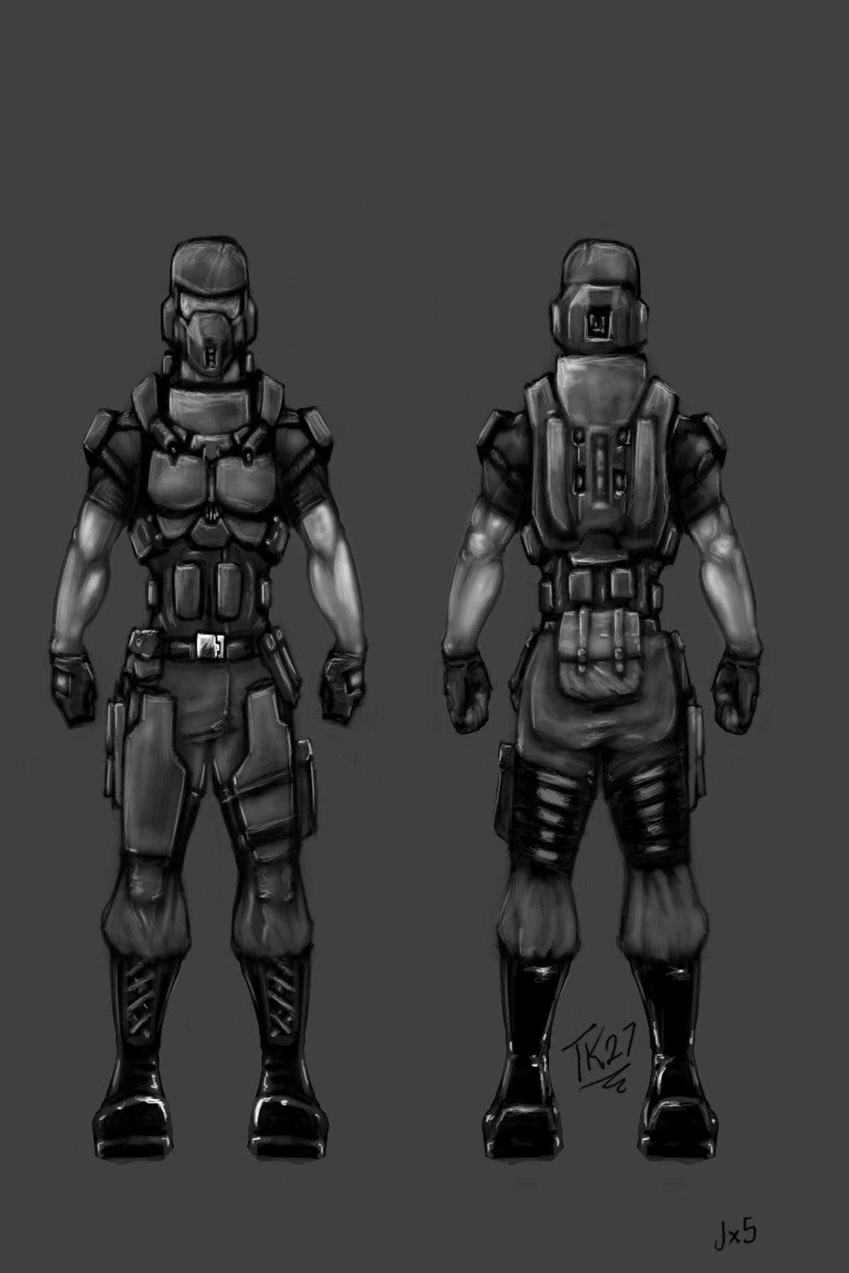 Jx5 'Marine' Concept