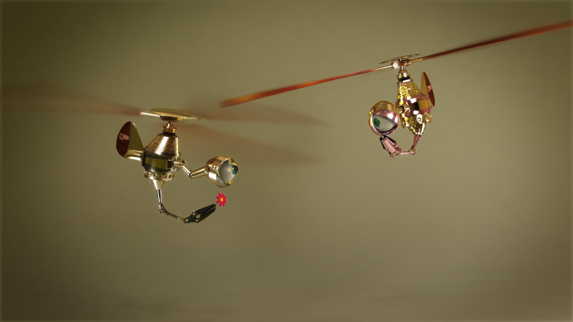 Chopper Couple