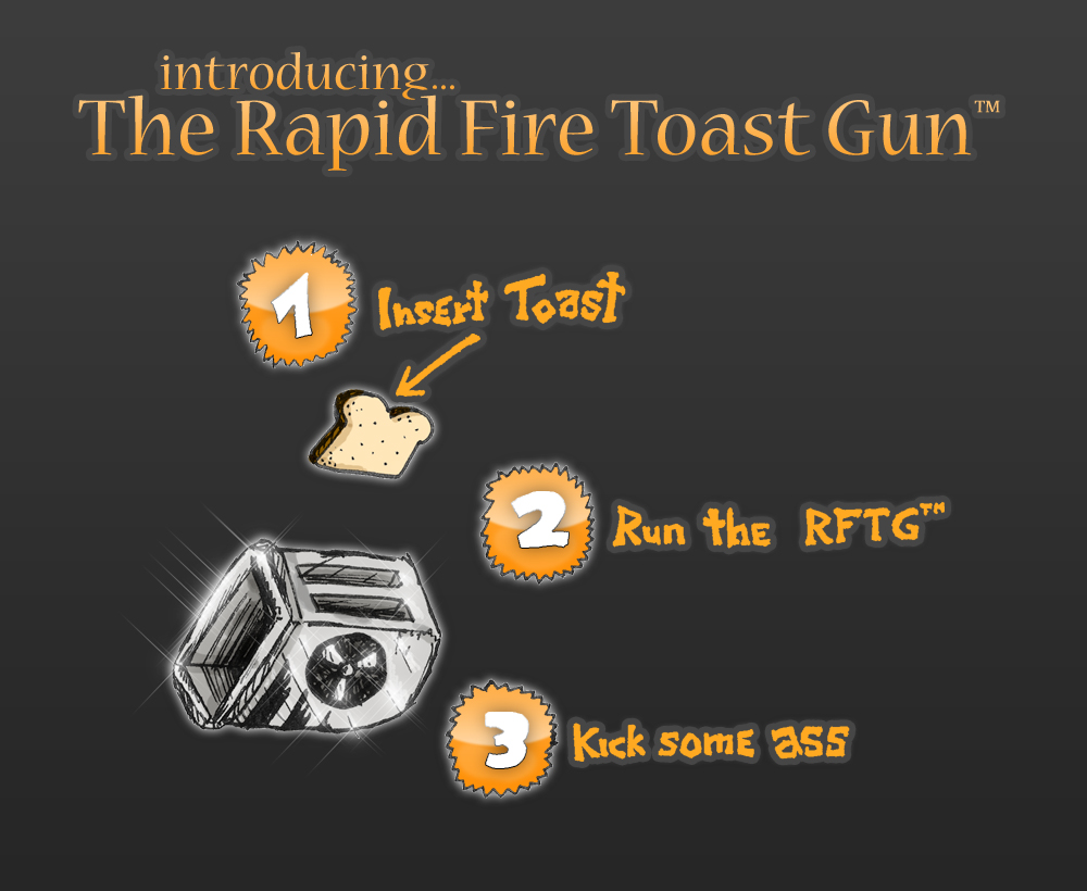 Kickass Weapons: RFTG