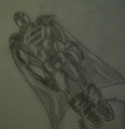 """""""Superman"""" - Steel"""