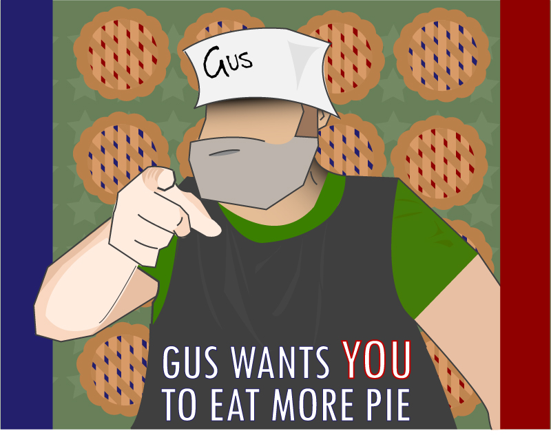 Gus wants you...