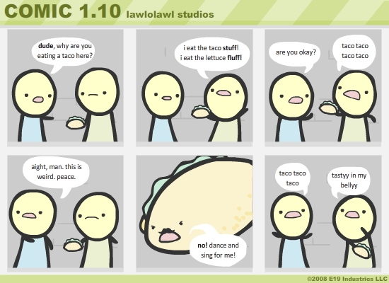 Lawlolawl Weekly Comic 1.10