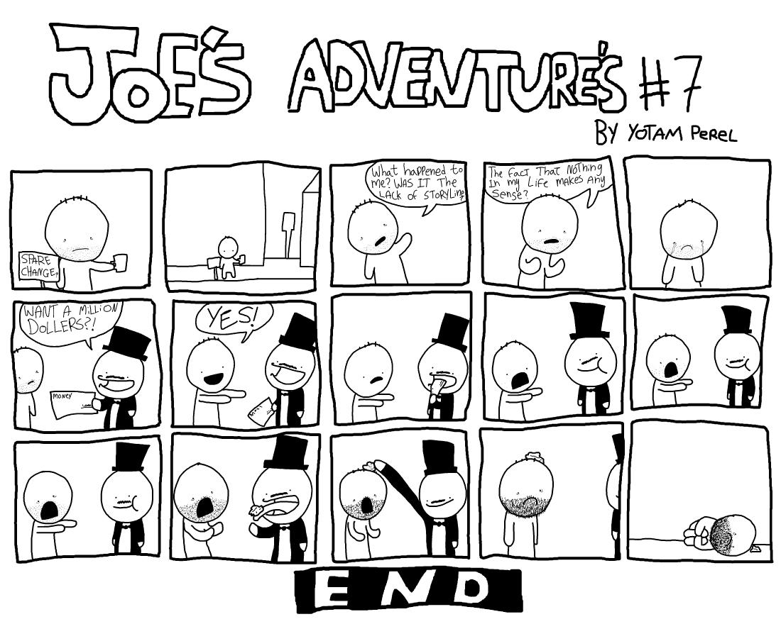Joes Adventures 7