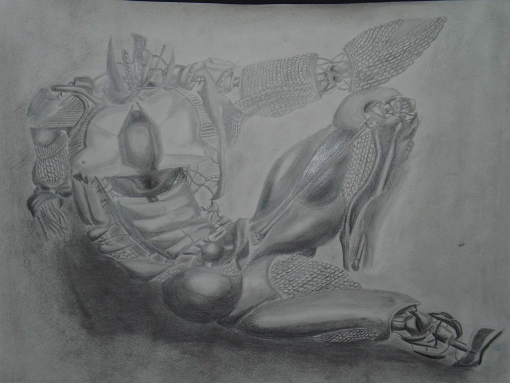 Michelangelo's Adam-bot