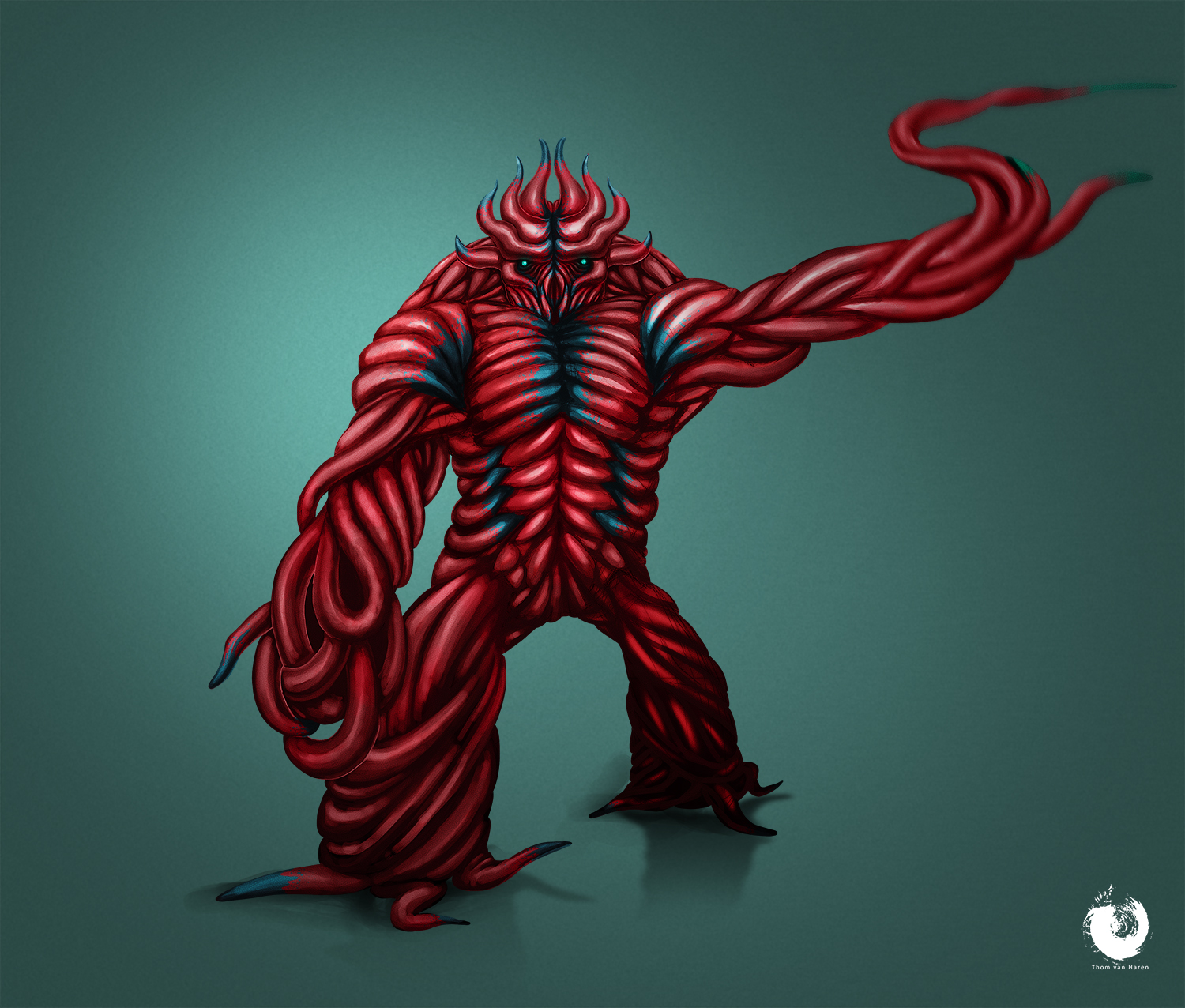 Mutagenic Muscle Monster