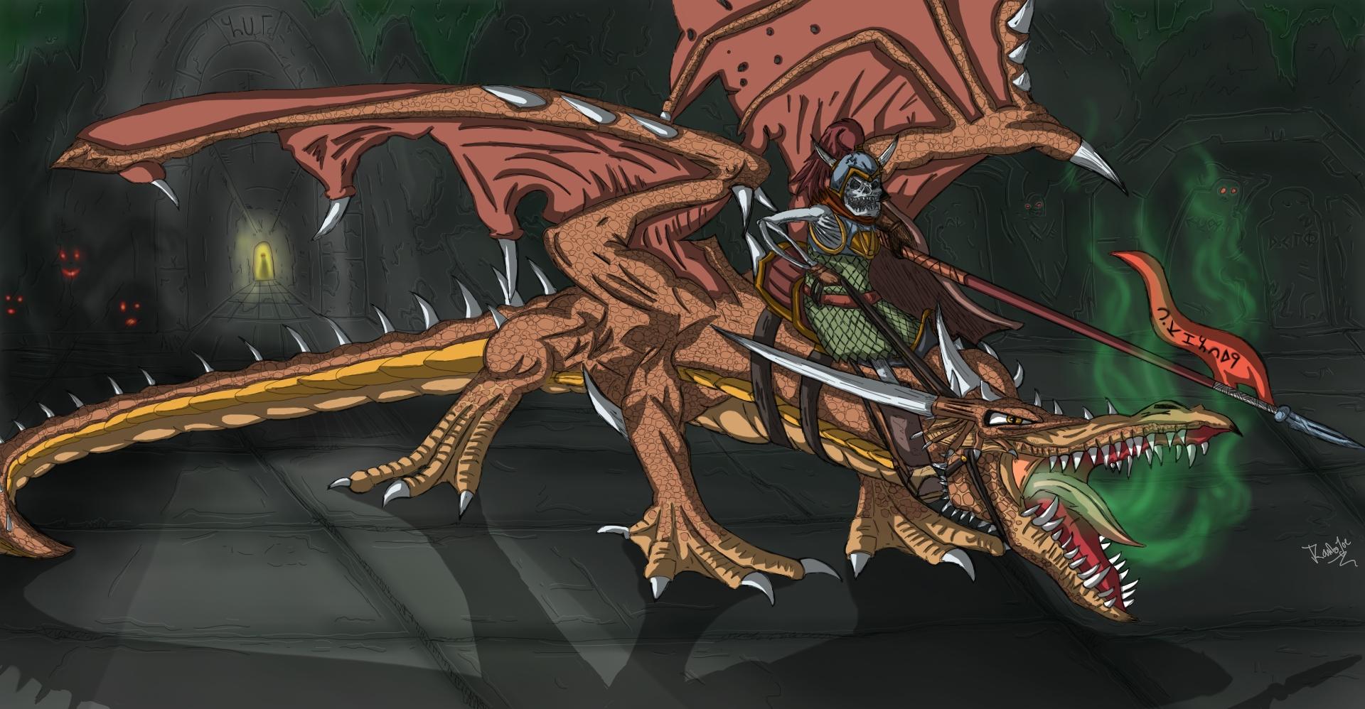 Dragon Gas Kills