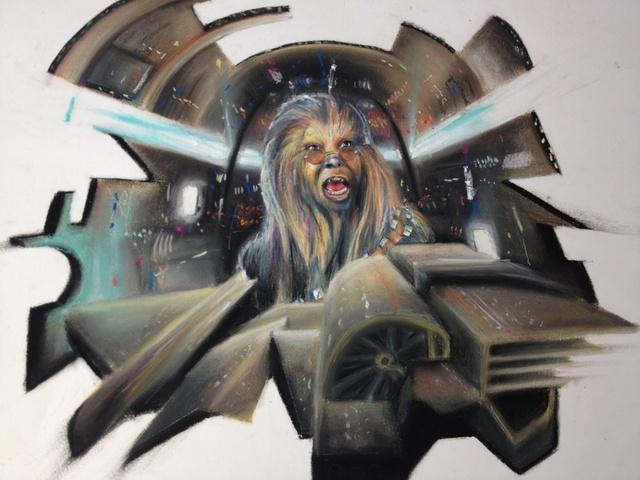 Chewbacca Whoopie
