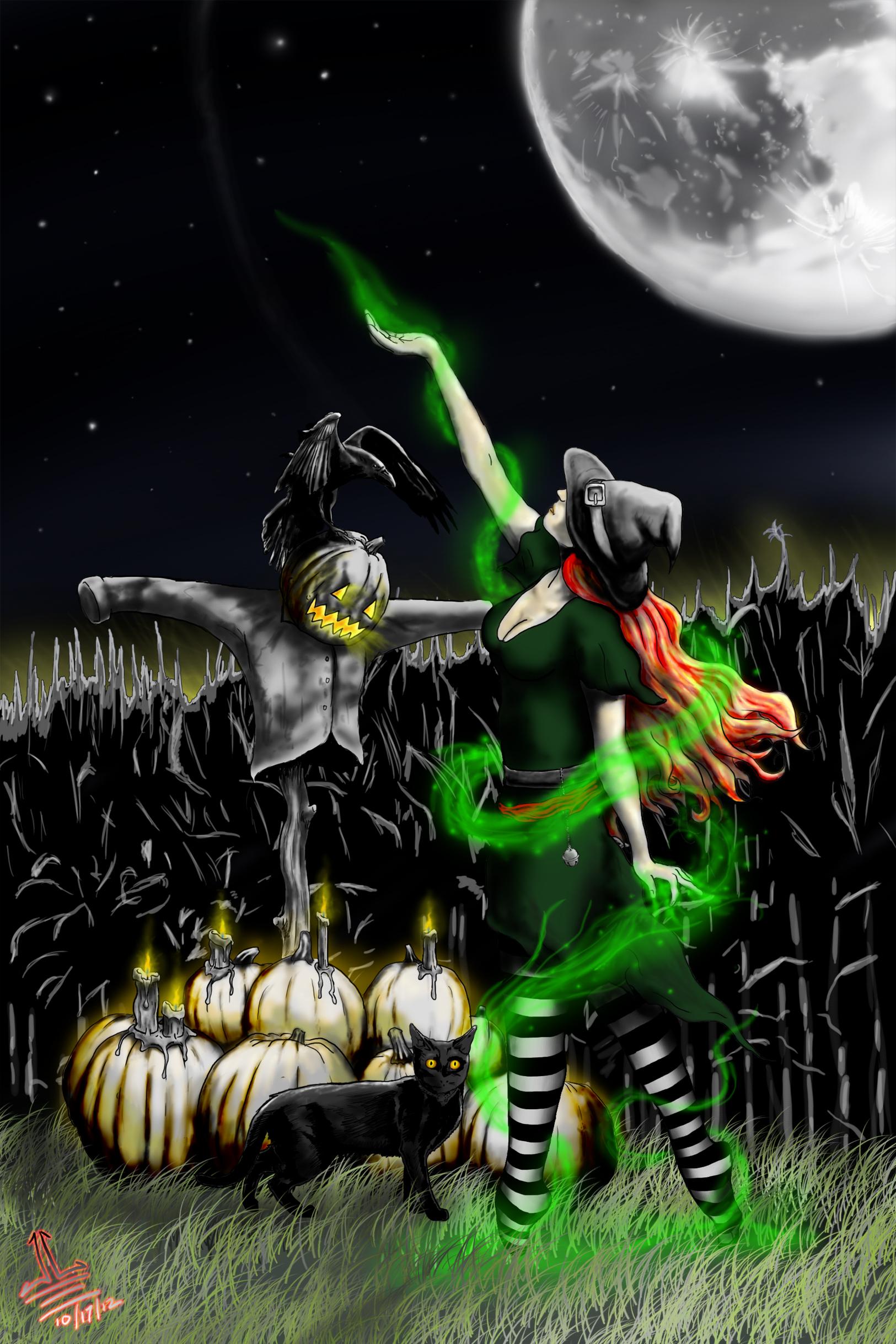 Hallo-Witch