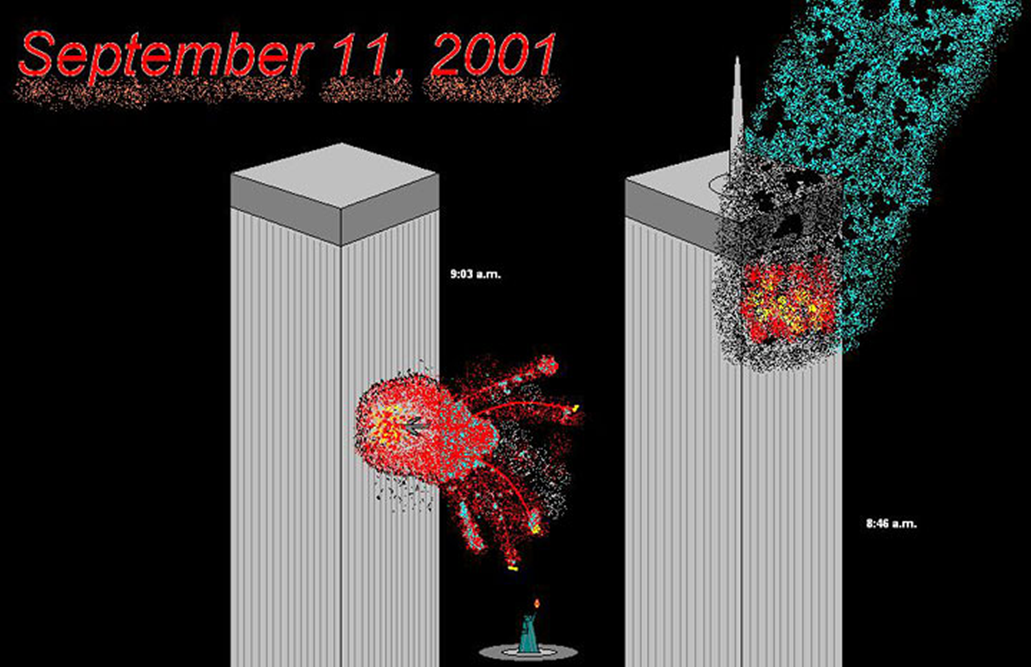 We Shall Never Forget!