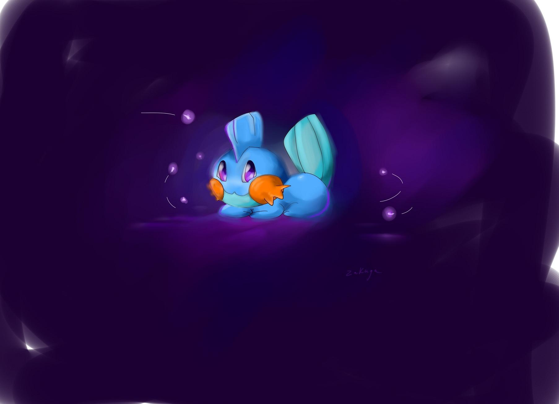 Spirit Mudkip