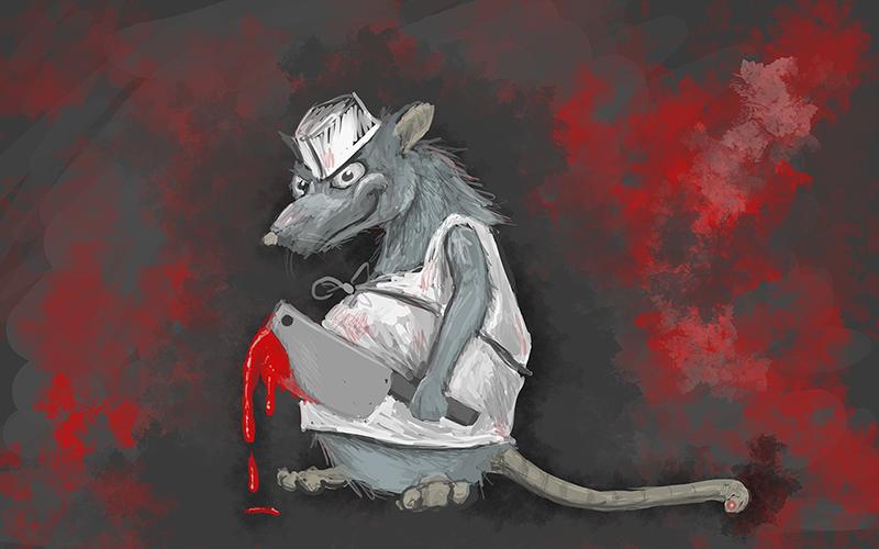 The Rat Cook