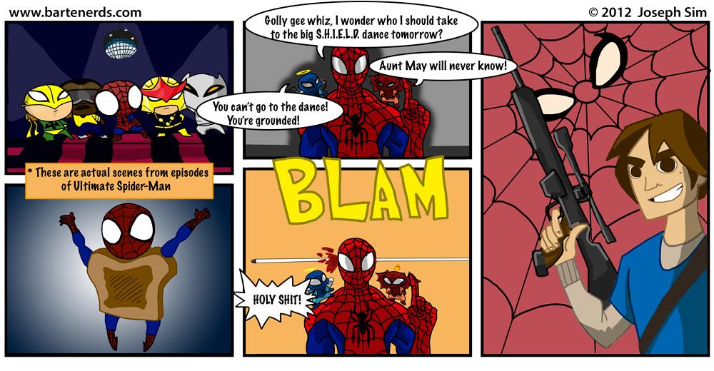 Best Ultimate Spider-Man Ever!