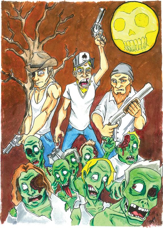 Redneck Apocalypse