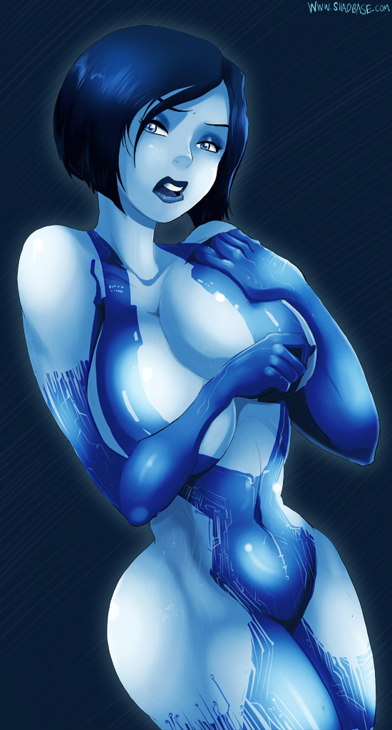 Busty Cortana