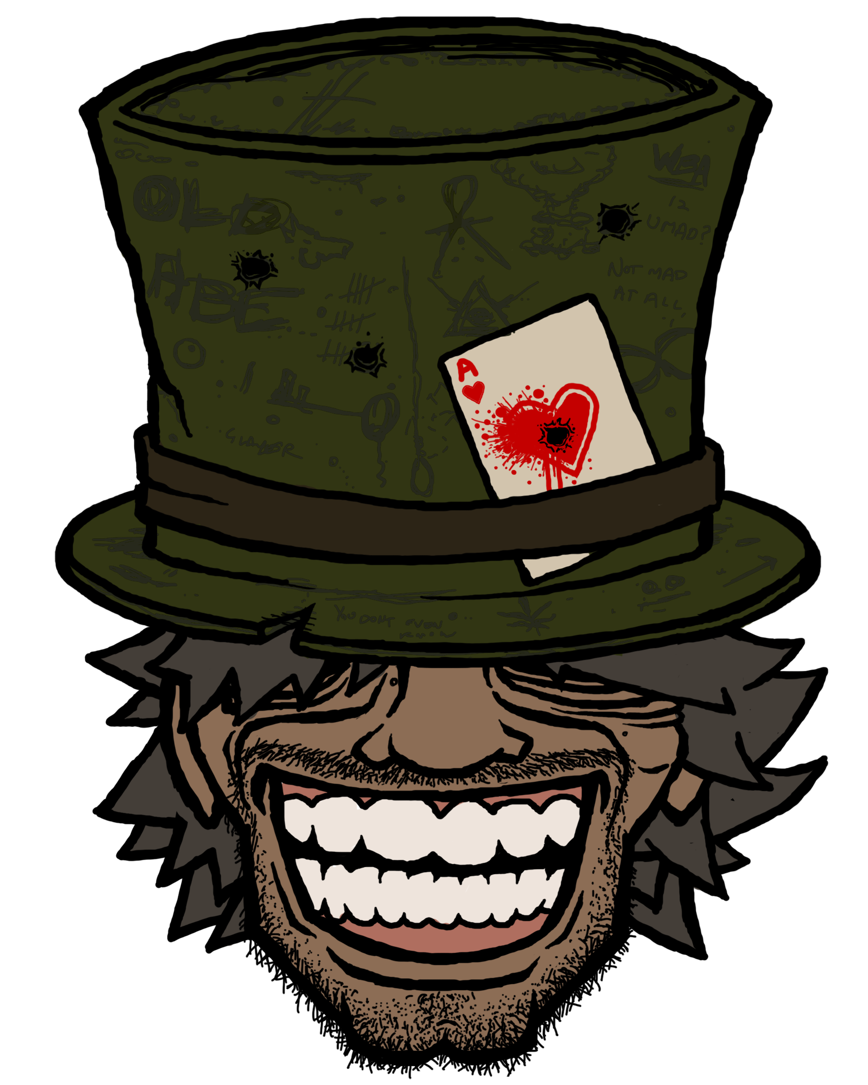 The Mad Hatter Revamp