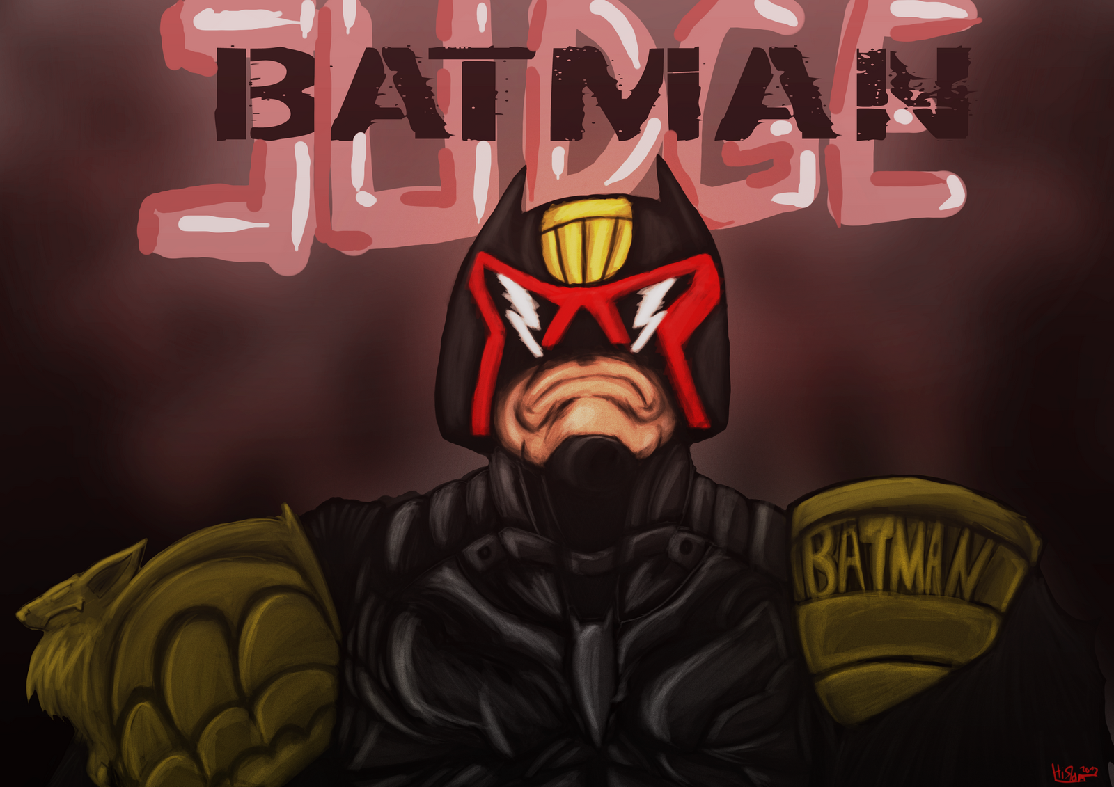 Judge Batman