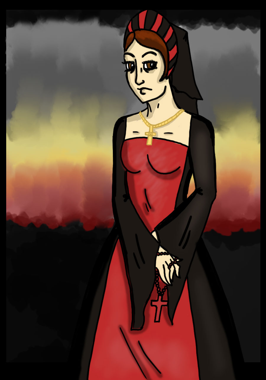 Queen Bloody Mary