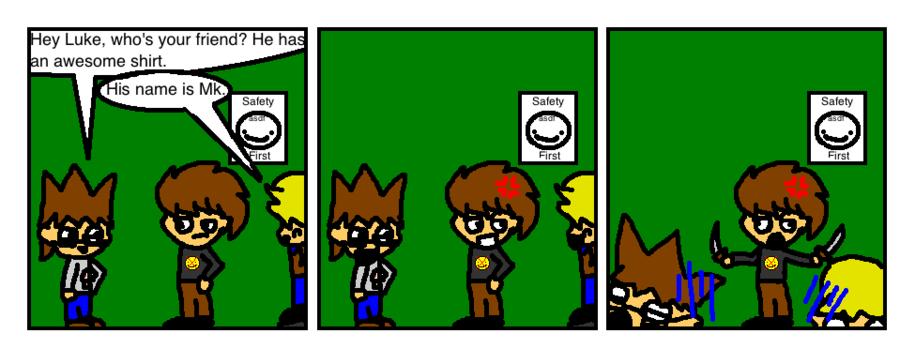 Roast: Comic 6: Revenge (1)