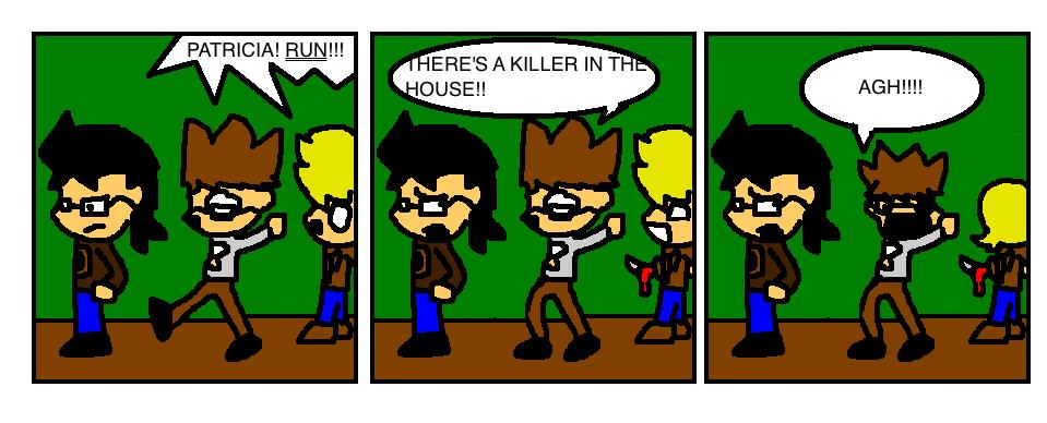 Roast: Comic 7: Revenge (2)