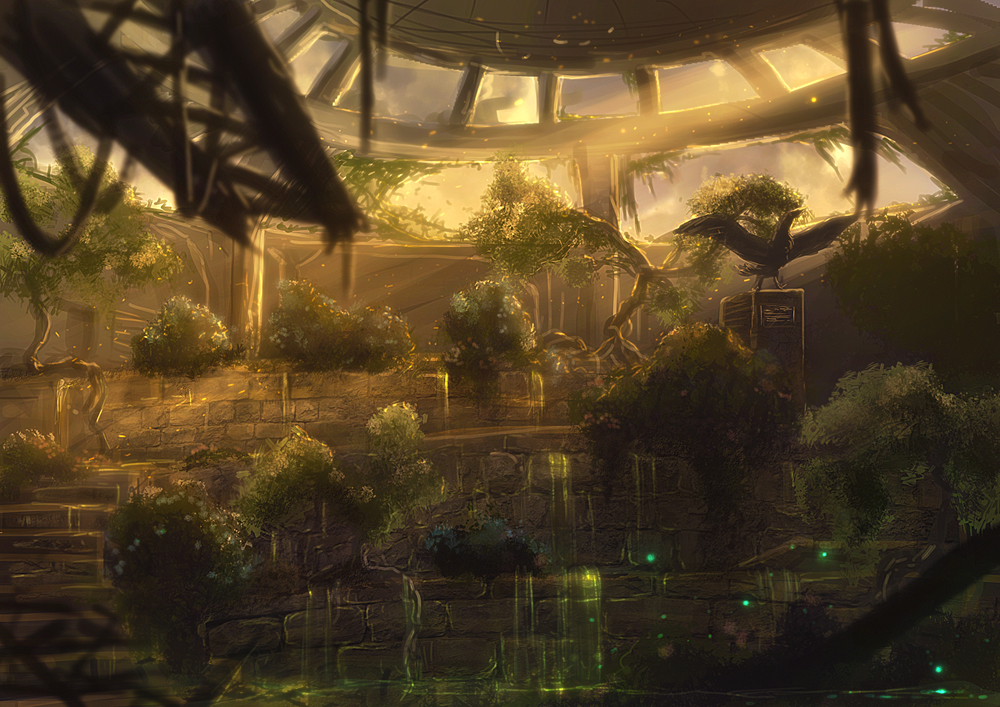 Forgotten Greenhouse