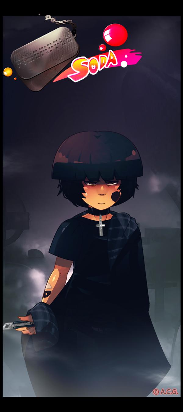 A Raven Murder's Cries