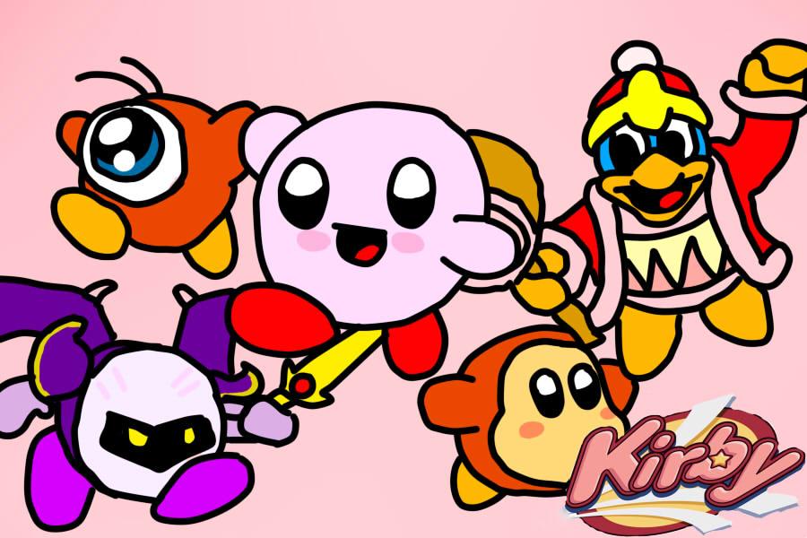 Kirby & Freinds