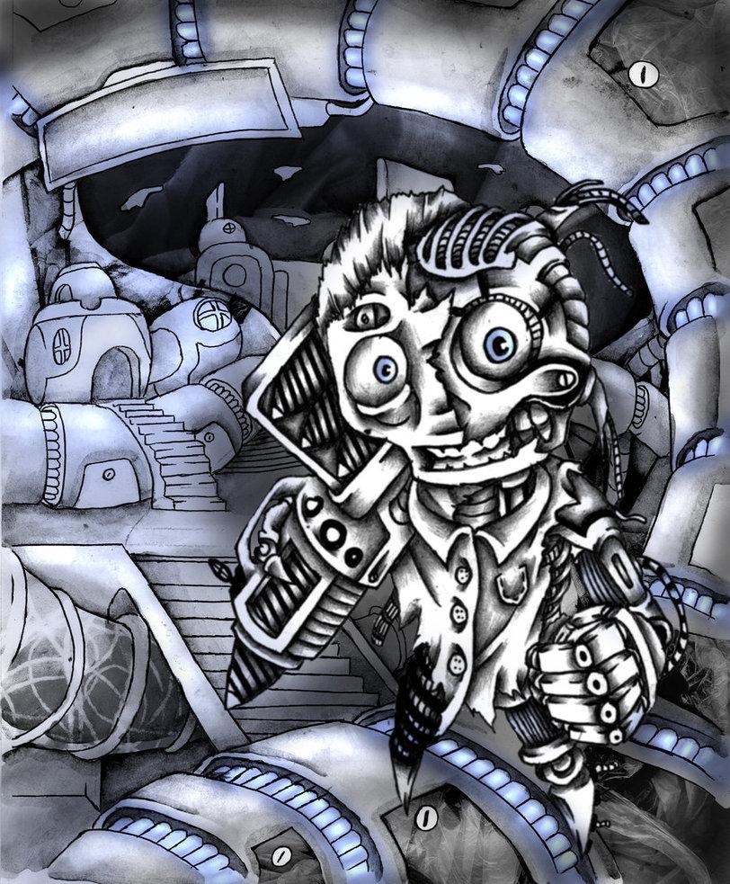 Cyborg Madness