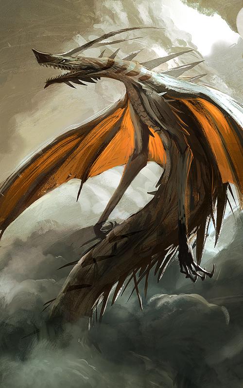 Thorn Wyvern