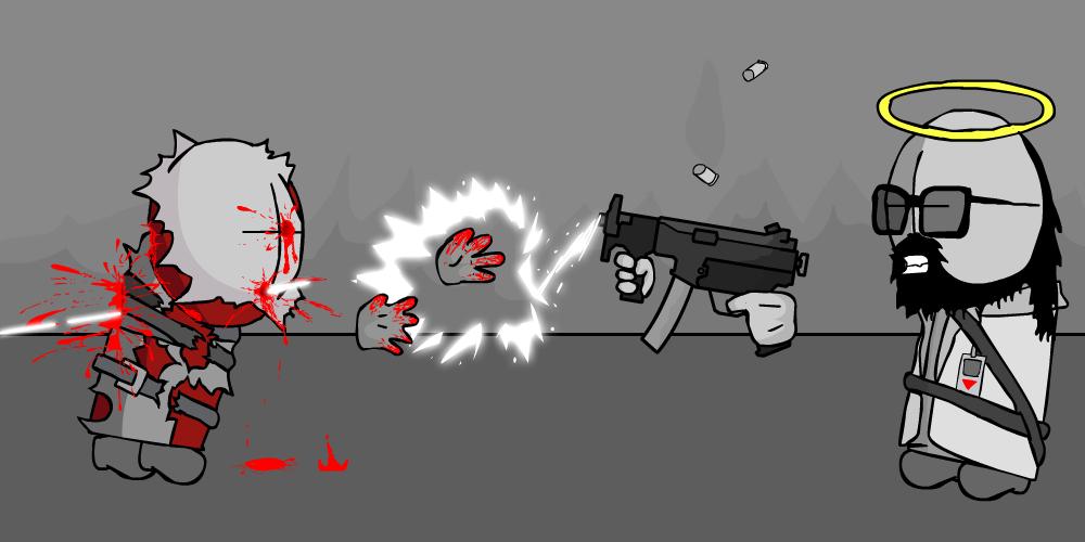 Abomination VS Christoff