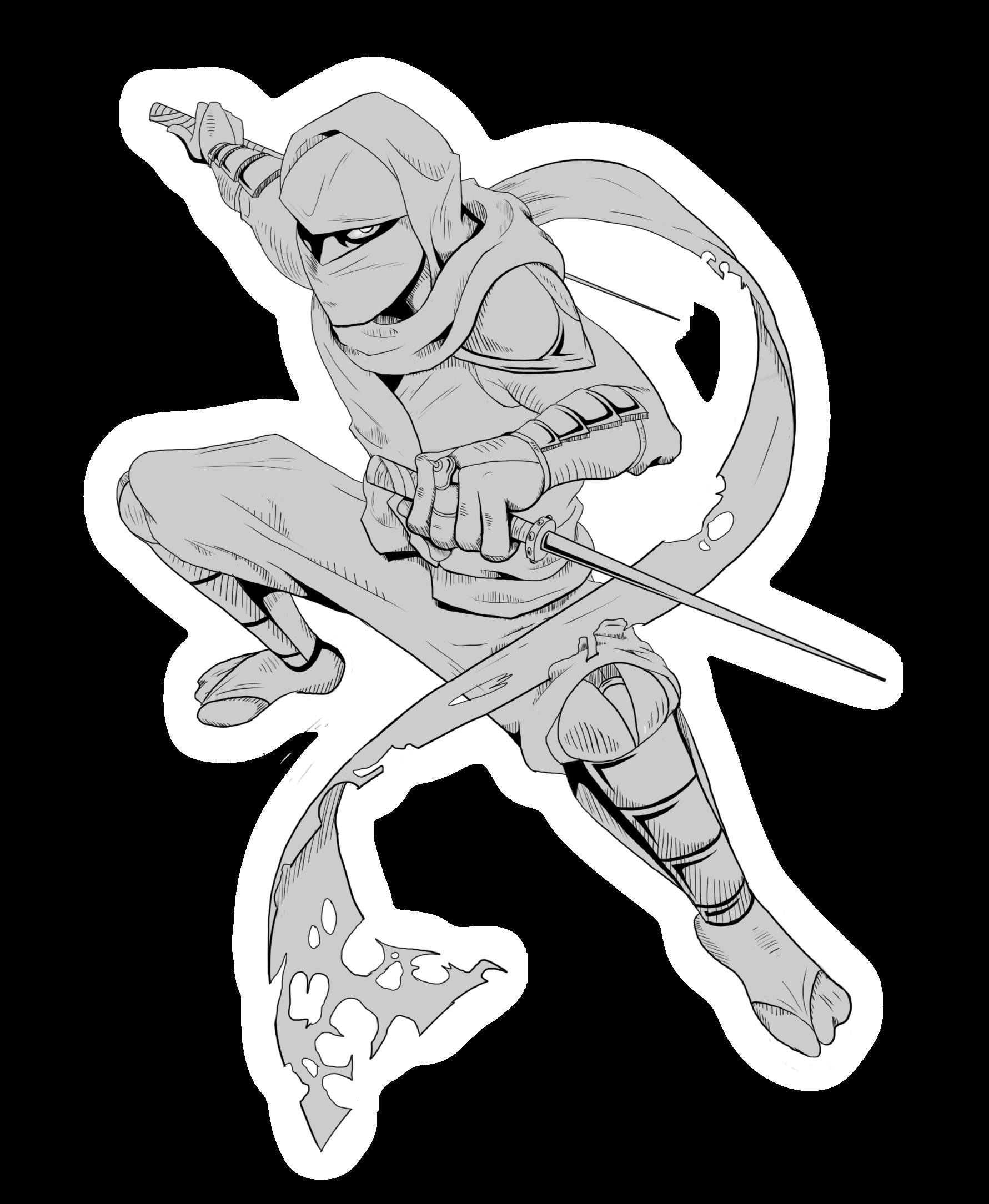ninja inks