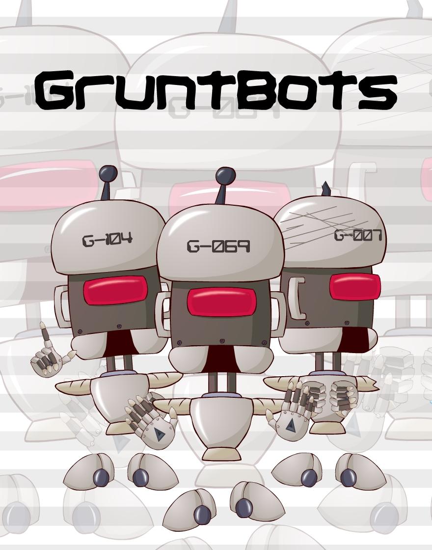 GruntBots V3.0
