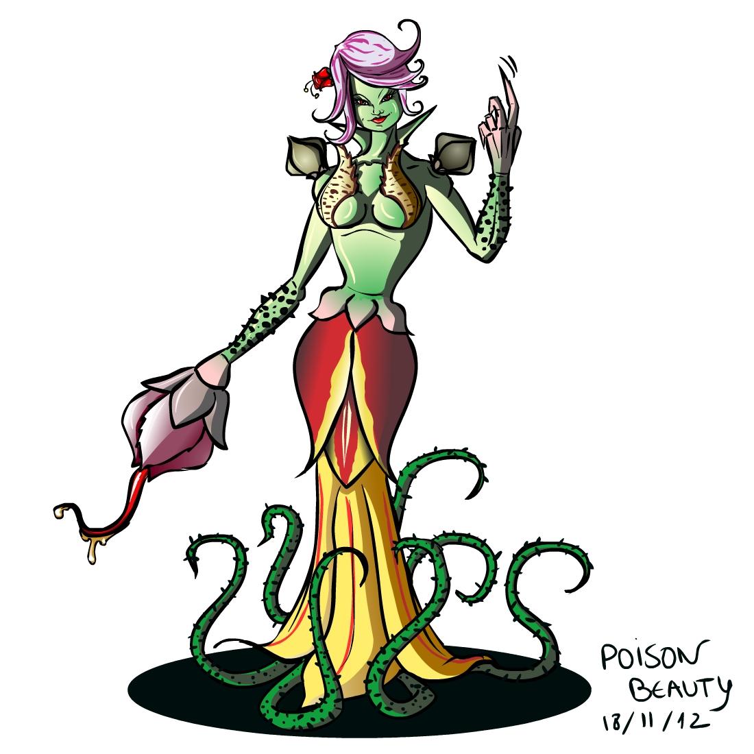 Poison Beauty