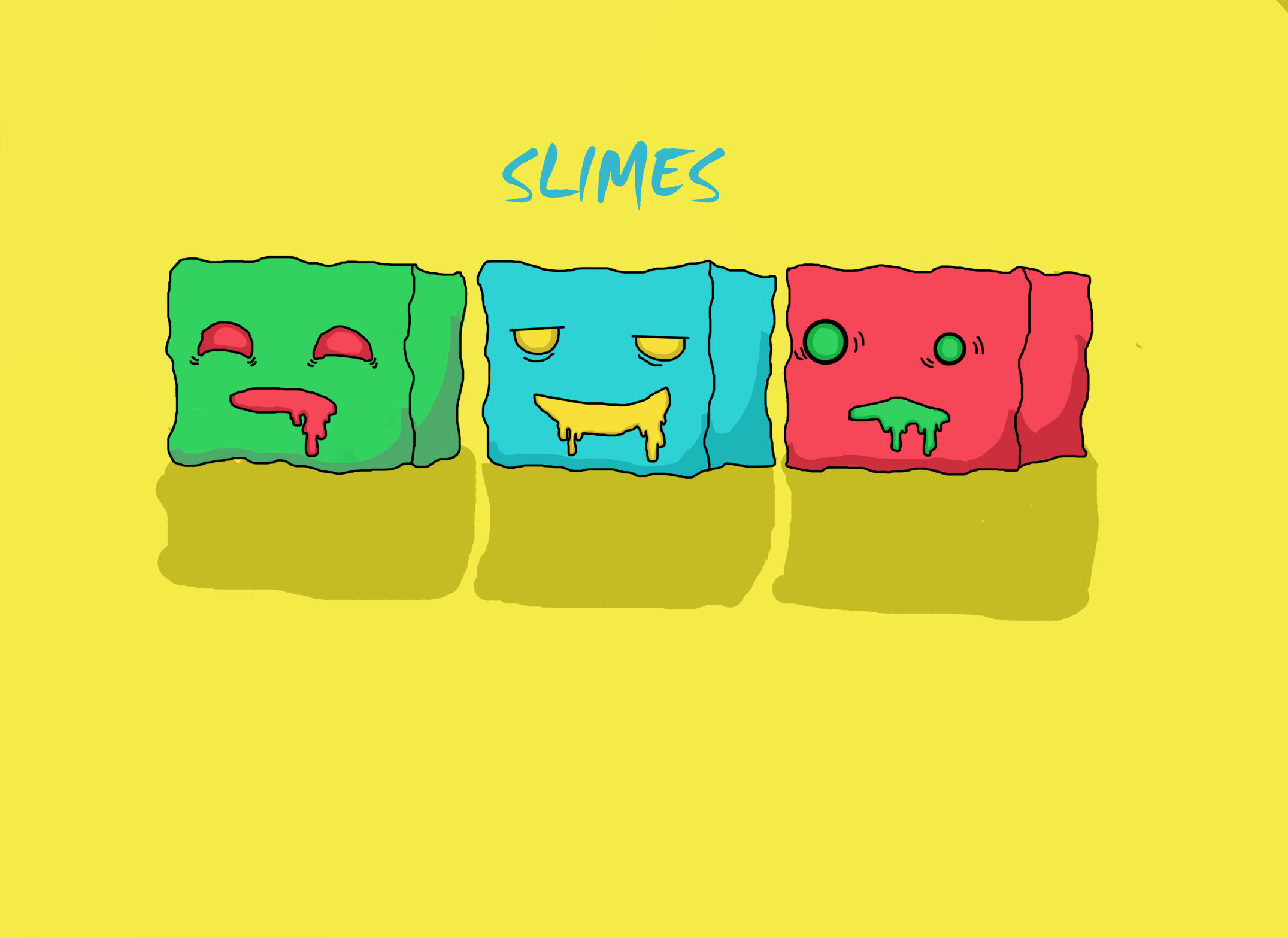 The Slime Bros.