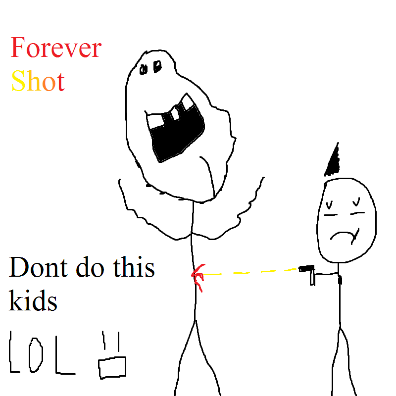 Forever shot