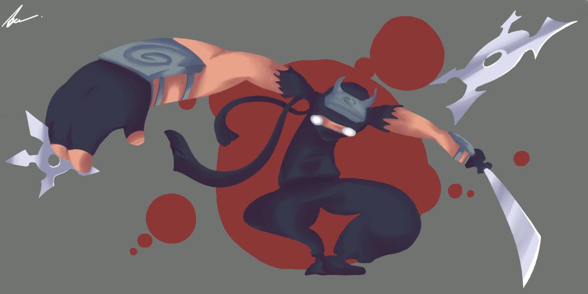 Ninja GUYDEN.