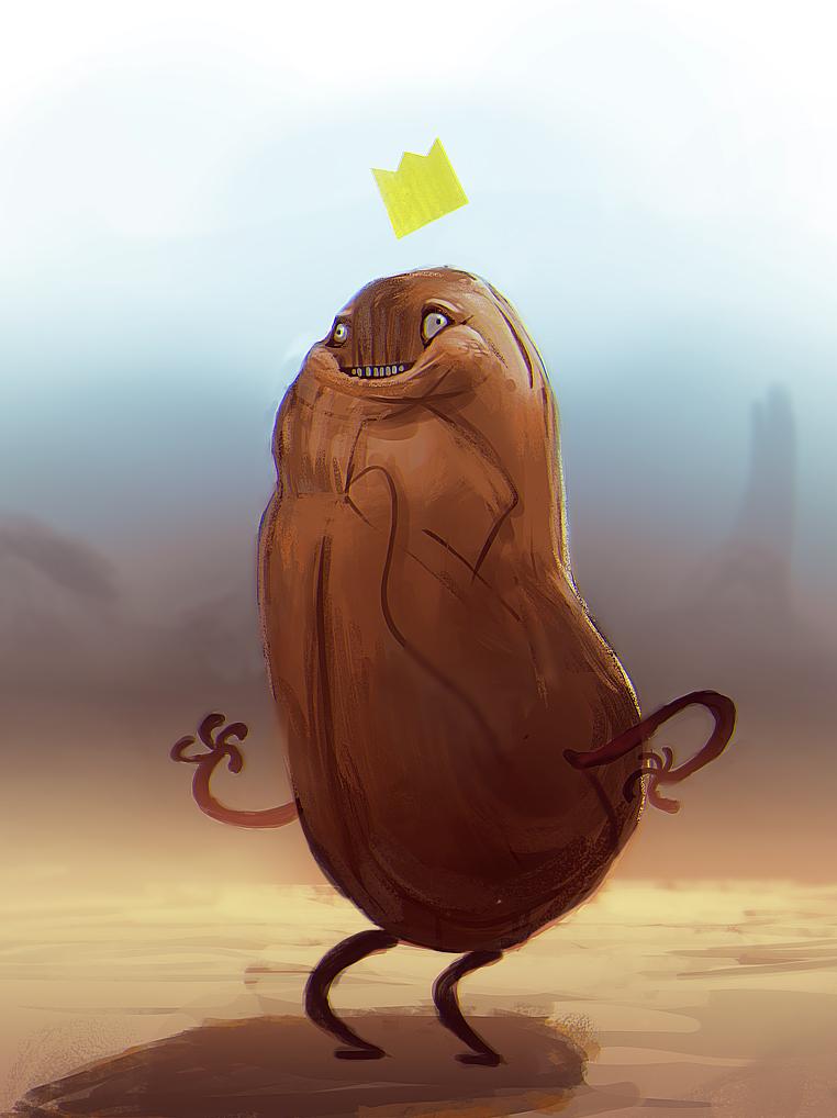 The Potatoe King