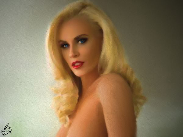 Jenny McCarthy Portrait