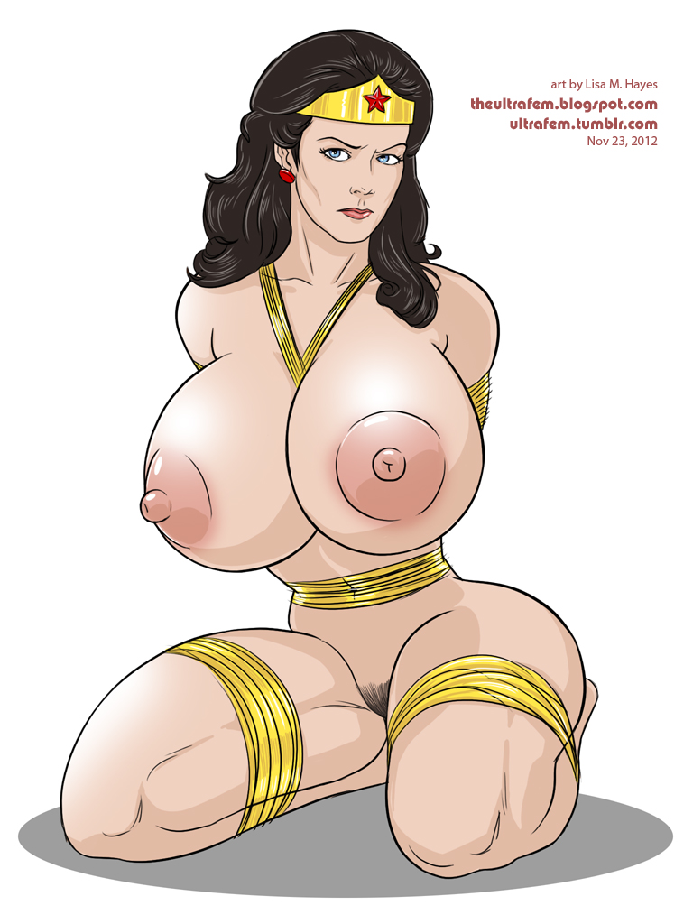 Wonder Woman for real
