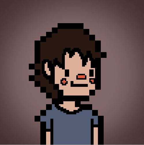 First Pixelart