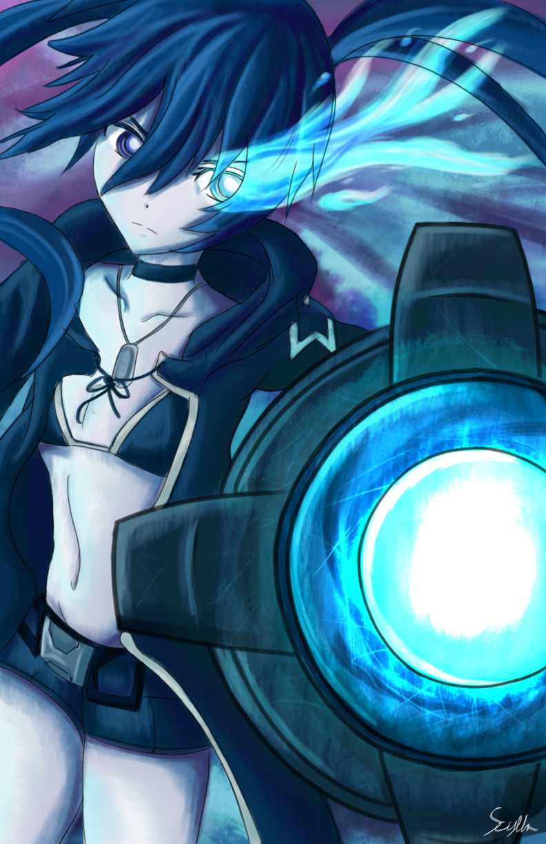 Cannon - Black Rock Shooter
