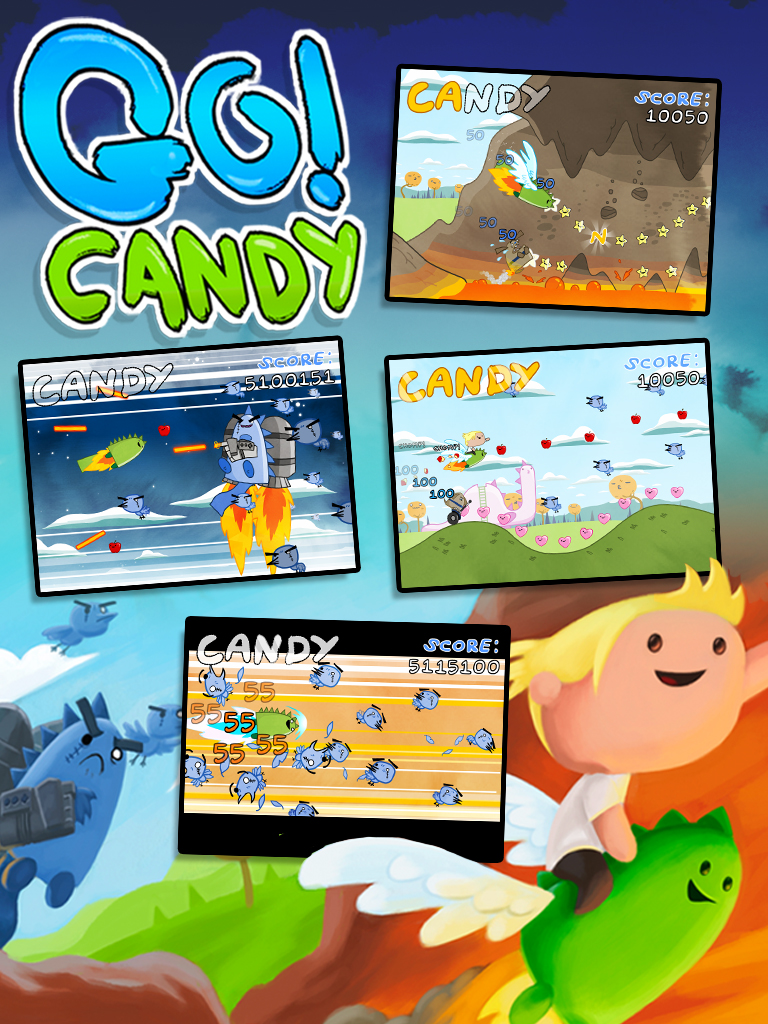 Go Candy Artwork