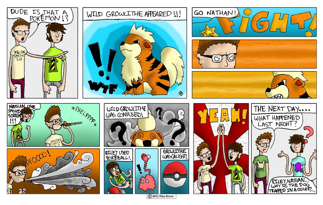 The Pokemon Incident