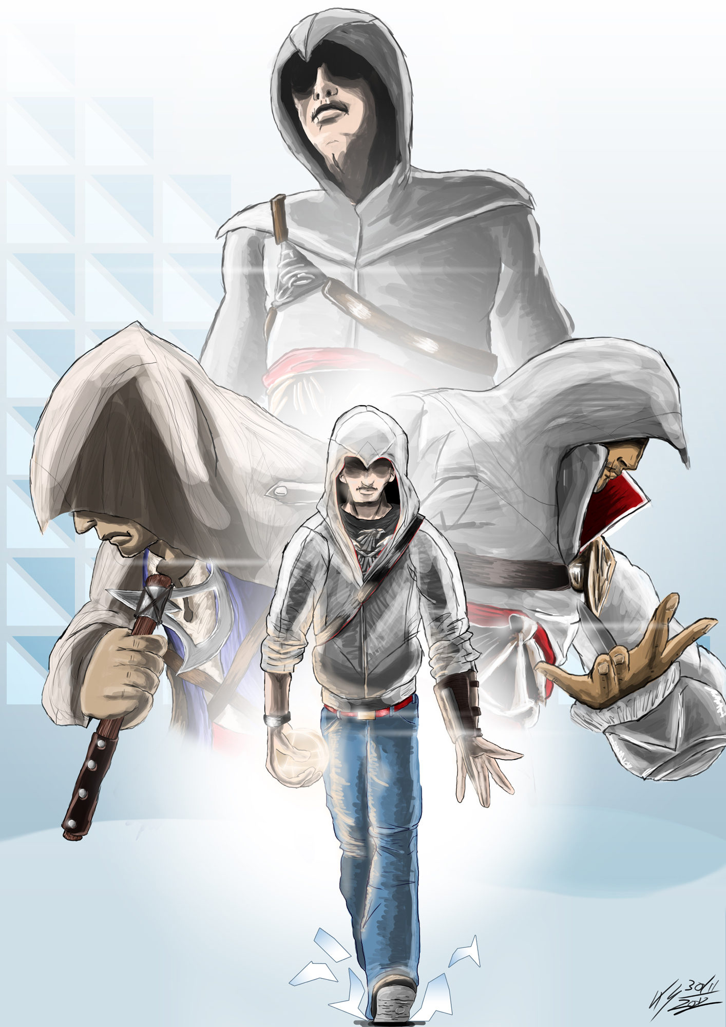 Assassin's Creed - Brothers
