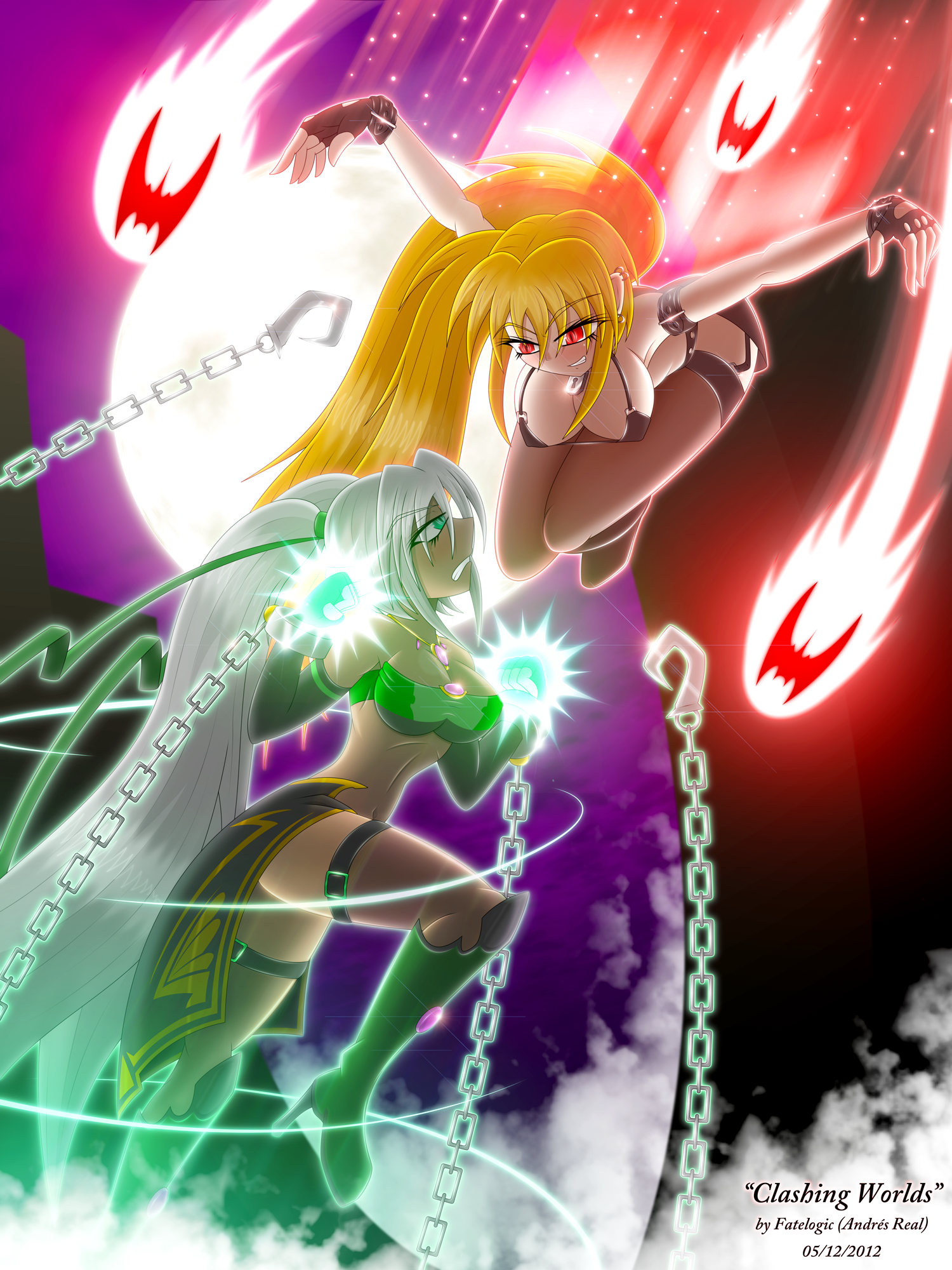 ''Clashing Worlds'' ~ Special