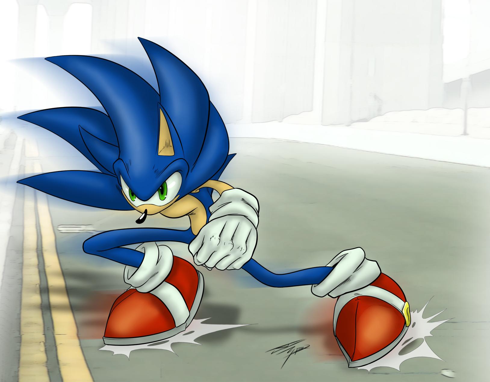 Gotta Go Fast