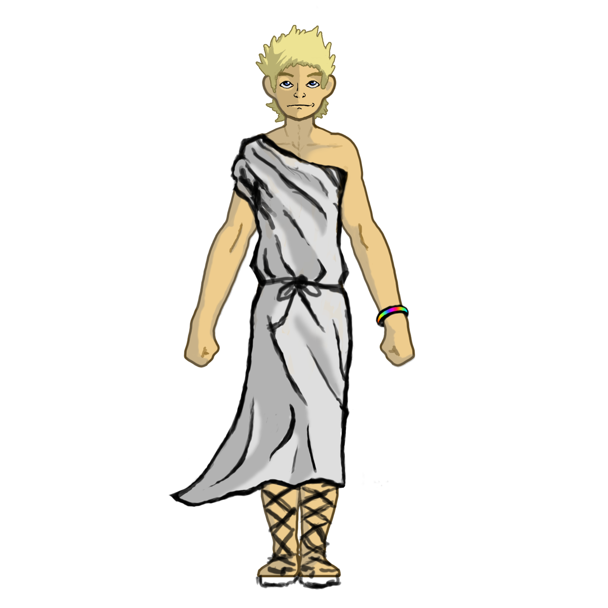Into darkness- Toga concept