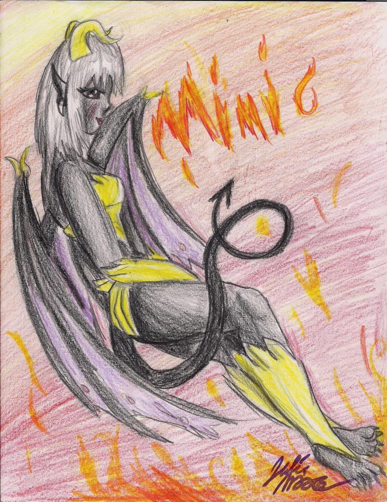 Mimic the pixie