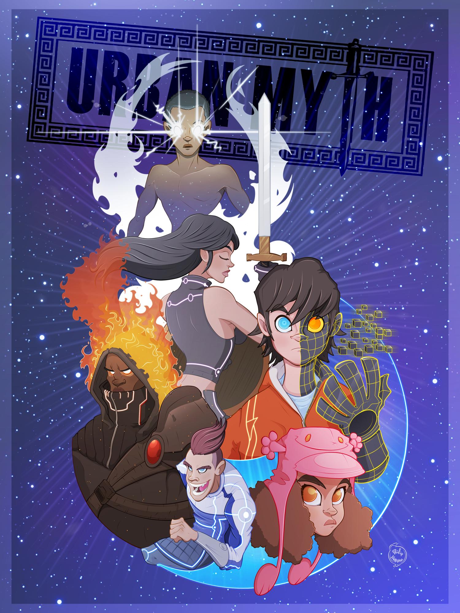 Urban Myth Cover